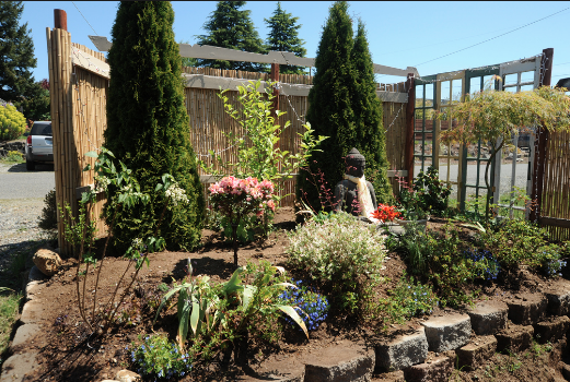 Muur Ideeen Tuin : Inspirerende ideeën voor uw tuin met muren en grenzen floraliashowtuin